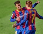 Barcelona e pret Sociedadin si lider të tabelës, formacionet zyrtare