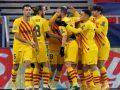 Cadiz – Barcelona, formacionet zyrtare