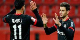 Bayer Leverkusen kthehet në vendin e parë, Schalke humb rastin për fitoren e parë