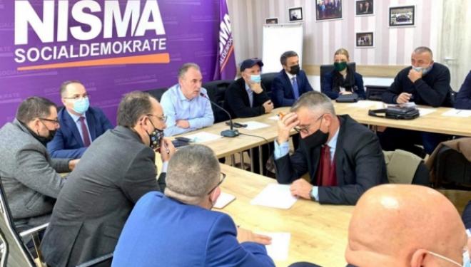 Limaj mobilizon strukturat për zgjedhjet e parakohshme