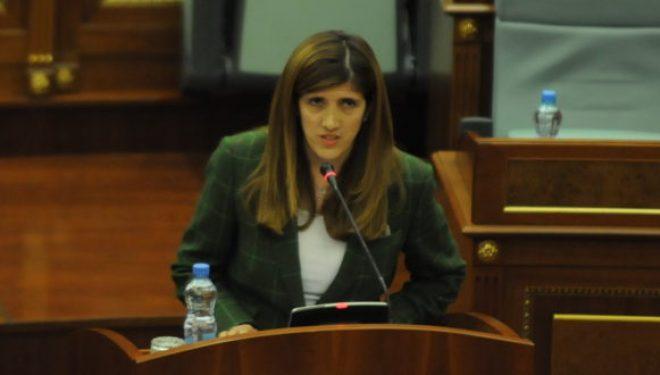 Ganimete Musliu: Policia e Kosovës është 'kapur' nga LDK