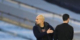 Publikohen formacionet zyrtare të derbit Arsenal – Manchester City