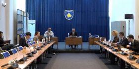 Ish-gjyqtari i EULEX-it, Malcolm Simmons dëshmon para deputetëve të Kuvendit të Kosovës më 18 janar
