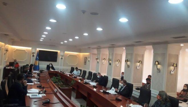 Kryesia e Kuvendit vendos për seancën e radhës