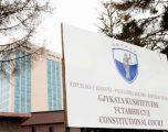 Gjykata Kushtetuese nesër vendos për Qeverinë Hoti