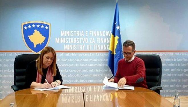 MF-FKGK nënshkruan marrëveshjen e bashkëpunimit për subvencionimin e tarifës së garancisë