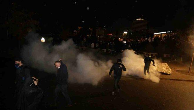 Ministria e Shëndetësisë: 7 të lënduar në protestë