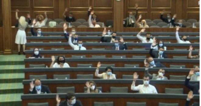 LDK, PDK dhe AAK mirëpresin votimin e Rimëkëmbjes Ekonomike, LVV thotë se favorizon oligarkët
