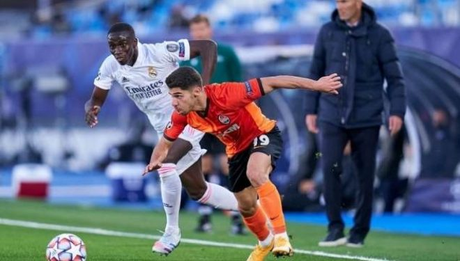 Shakhtar – Real Madrid, formacionet zyrtare