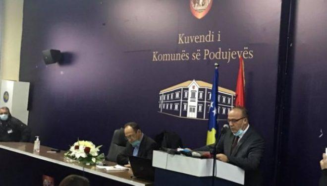 Bulliqi kërkon lirimin e dy qytetarëve të Kosovës: Ishin brenda territorit të Podujevës
