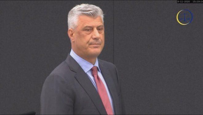 Gjyqtarja e Speciales: Gjykata po përballet me përpjekje për të penguar procedurat ligjore kundër Hashim Thaçit