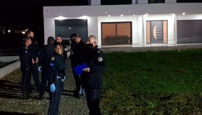 Vrasja e katërfishtë në Pozhoran, Vitia të premten në ditë zie