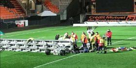 Tragjedia në Francë, reflektori bie dhe e godet për vdekje punëtorin e stadiumit
