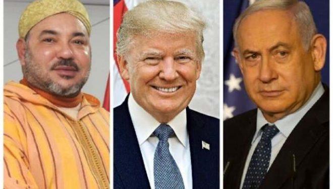 Trump: Izraeli dhe Maroku dakord të normalizojnë marrëdhëniet diplomatike