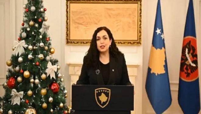 Osmani u drejtohet qytetarëve: Na presin ditë më të mira