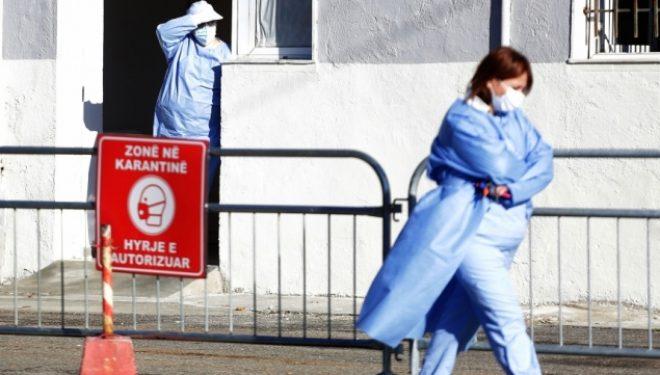 Koronavirusi në Shqipëri, 20 viktima në 24 orët e fundit