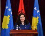 Osmani për mediet irlandeze: Serbia duhet të përgjigjet për gjenocidin