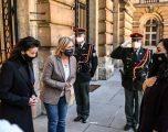 Osmani takohet me përfaqësuesit politikë të Belgjikës, u diskutua për liberalizimin e vizave