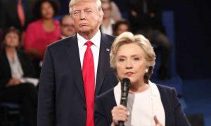 8 parashikimet e Hillary Clinton për presidencën Trump, që dolën të vërteta