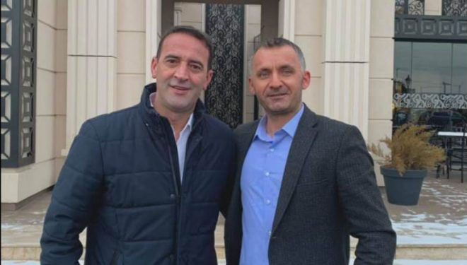 Daut Haradinaj prezanton kandidatin Agron Bacaj