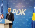 Bytyçi i PDK'së: Vota e jonë kundër certifikimit të listave do të mbahet mend