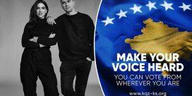 Dua Lipa dhe babai i saj u bëjnë thirrje qytetarëve të Kosovës që të dalin të votojnë më 14 shkurt
