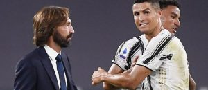 Pirlo: Ronaldo duhet ta marrë përgjegjësinë për thyerjen e rregullave të Covid-19