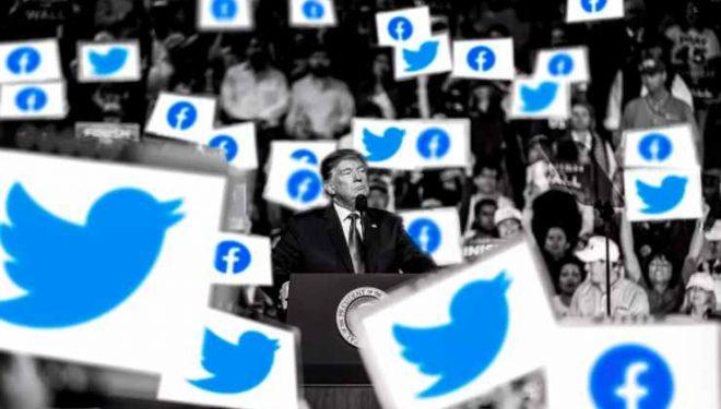 Facebook, Twitter dhe Youtube ia fshijnë disa postime Trumpit