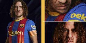 Prezantohet fanella speciale e Barcelonës e dizajnuar nga Carles Puyol