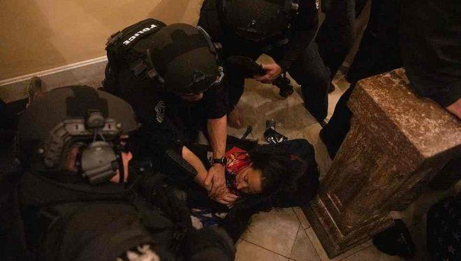 Ndërron jetë gruaja që u qëllua gjatë trazirave në Capitol Hill