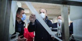Hoxhaj me bizneset në Lipjan: 500 milionë euro në sektorin privat për tejkalimin e krizës nga pandemia (VIDEO)