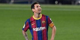 Messi vendos një rekord edhe në rrjetet sociale