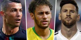 """""""Neymar mbi Messin dhe Ronaldon, është më i miri në botë"""""""