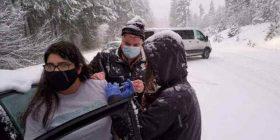 Vaksinime në kushte të jashtëzakonshme në Oregon të ShBA-së