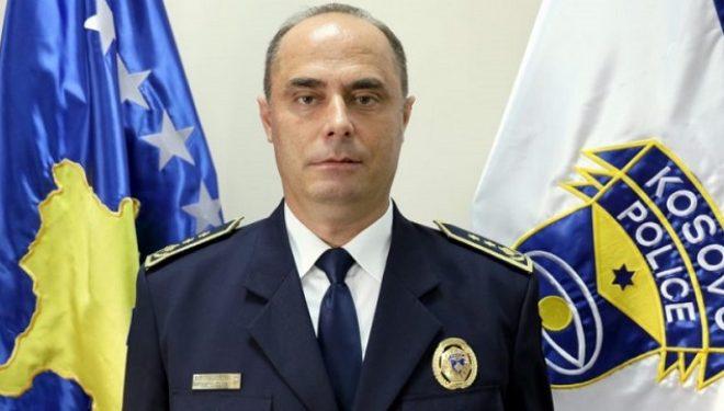 Samedin Mehmeti zyrtarisht emërohet drejtor i Policisë së Kosovës