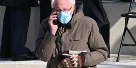Sanders mbledh 1.8 milionë dollarë për bamirësi nga fotografia e famshme
