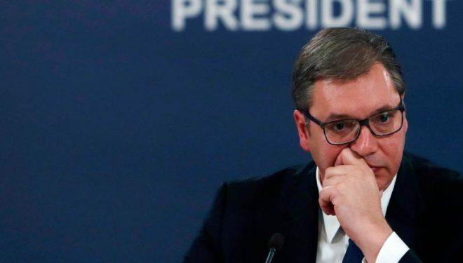 Vuçiq: Do të kemi presione të mëdha lidhur me Kosovën