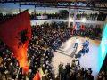 Pritje madhështore për Enver Hoxhajn në Suharekë