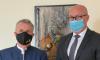 Ambasadori i Gjermanisë takon Rakiqin, kërkon që sulmi ndaj djalit të Nenad Rashiqit të hetohet deri në fund