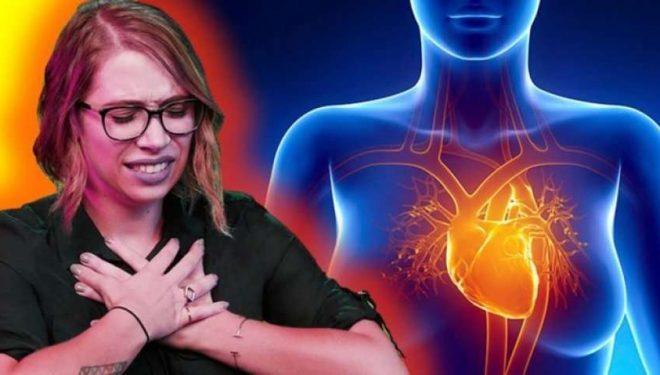 Dhimbjet e frikshme të gjoksit që po i ngatërroni me atakun në zemër