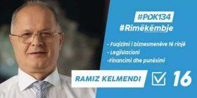 Kelmendi: Nëse bëhem deputet, do jem zëri dhe avokati i qytetarëve në të gjitha mekanizmat institucional të vendit