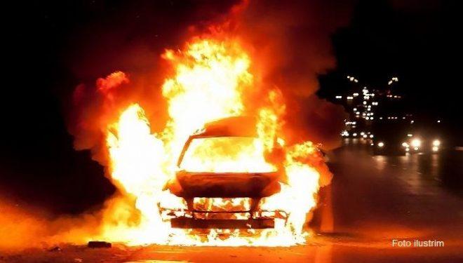 Ishte në veturën e përfshirë nga zjarri, Bajqinovci: Gati u dogja edhe unë