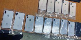 Konfiskohen 25 iphone në doganë