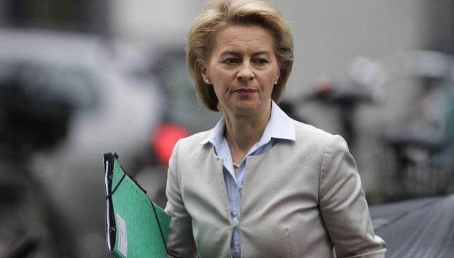 Ursula von der Leyen nesër do të takohet me Osmanin dhe Kurtin