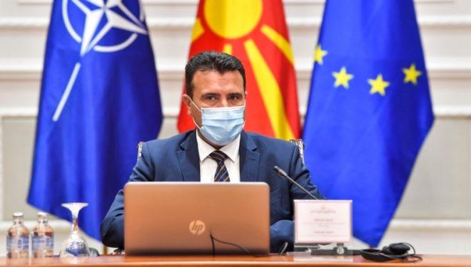 Besimi ndaj Qeverisë Zaev zhbllokon kuvendin