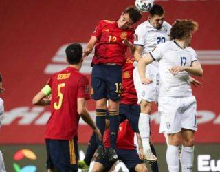 """Spanja """"njeh"""" dhe mund Kosovën/ Pas dy ndeshjeve Dardanët ndodhen në vend të fundit me 0 pikë në grupin e ferrit"""