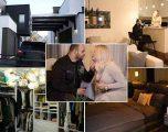 Fjolla Morina dhe Fisnik Syla prezantojnë ambientet luksoze të shtëpisë së tyre të re në Prishtinë (Foto)