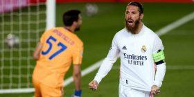 Ramos barazon Piquen, një gol larg rekordit historik n'Champions League