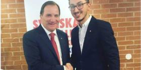 26 vjeçari nga Kosova zgjedhet kryetar i Socialdemokrateve në Halmstad të Suedisë
