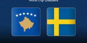 Kosovë-Suedi, dalin formacionet zyrtare